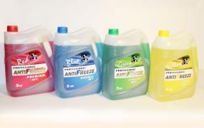 Antifreeze GOST 28084-89 without glycerin and alcohols ( ethylene glycol) NGOs