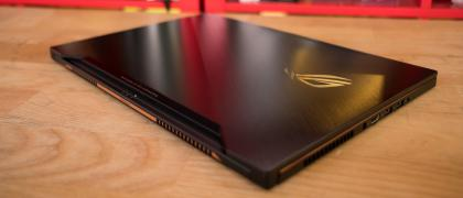 "ASUS 15.6 ""Republic of Gamers Zephyrus GX501VI Notebook"