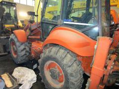 Backhoe loader Kobelco 200, 6700 m/h, max. options