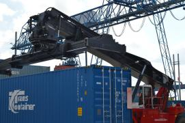 covered warehouse, container yard, heavy weight pad