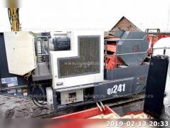 Crusher SANDVIK 241, 2014, 2500 m/h, from Europe