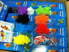 Designer-Velcro Bunches (Bunchems) Wholesale