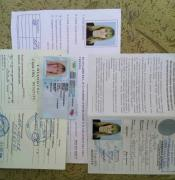 driver's license ID card driving school Kiev