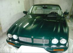 Jaguar XJR The Jaguar XJR II (X300) – Dark green