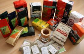 Калабасы, бомбильи, йерба мате чай