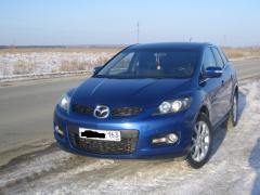 Mazda CX-7 Sell a great car