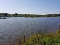 Plot, land on the river, Tver region
