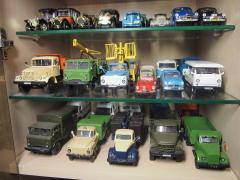 Покупаю советские сувенирные машинки в масштабе 1:43