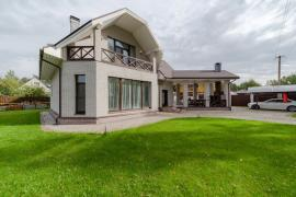 Premium cottage 330 sq. m on a plot of 10 hundred Beloostrov Vsevolod