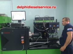 Repair the fuel system Scania XPI