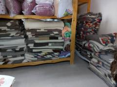 Sale of products for the kitchen. Natural wool products. Souvenirs