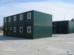 Selling: change houses for modular towns and bases in Kaliningrad