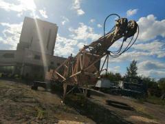 Selling tower crane KB-408.21