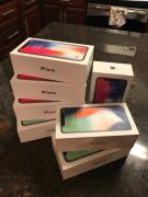 Stock - Latest Apple iPhone X 64Gb 256Gb,Galaxy S8 S8 Plus S9+