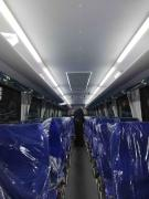 The tourist bus king long. Vladivostok