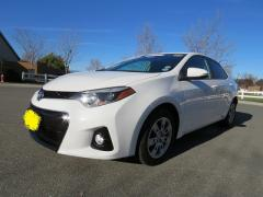 Toyota Corolla 2015 Toyota Corolla 100% excellent Condition