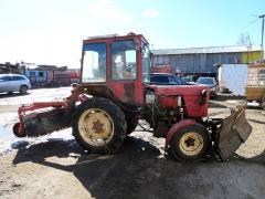 Traktor vladimirec 25, 2013, 1200 m/h, blade, brush, lawn mower