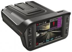 Video recorder with radar detector Inspector Hook