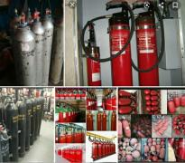 We will buy gas cylinders-modules. fire extinguishing, freons-freons 114b2