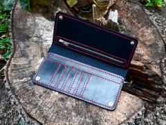 Workshop of leather goods handmade REGIIS